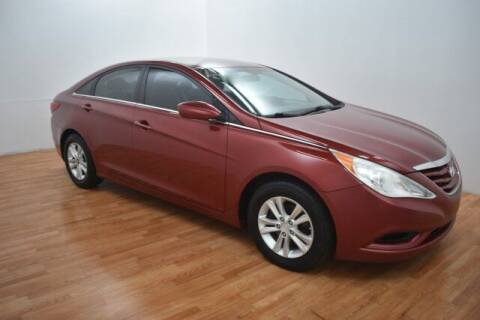 2011 Hyundai Sonata for sale at Paris Motors Inc in Grand Rapids MI