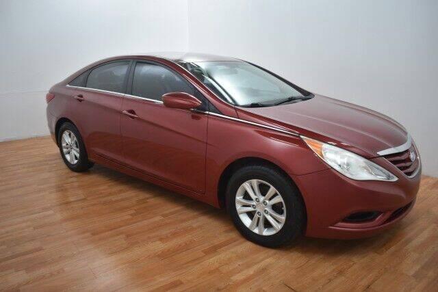 2011 Hyundai Sonata for sale at Paris Motors Inc in Grand Rapids MI