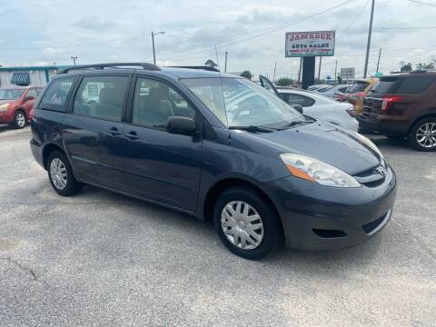 2008 Toyota Sienna for sale at Jamrock Auto Sales of Panama City in Panama City FL