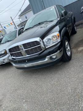 2008 Dodge Ram Pickup 1500 for sale at Bob Luongo's Auto Sales in Fall River MA