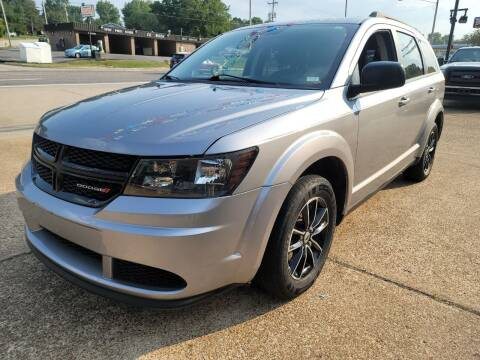 2018 Dodge Journey for sale at County Seat Motors in Union MO