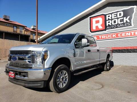 2019 Ford F-250 Super Duty for sale at Red Rock Auto Sales in Saint George UT