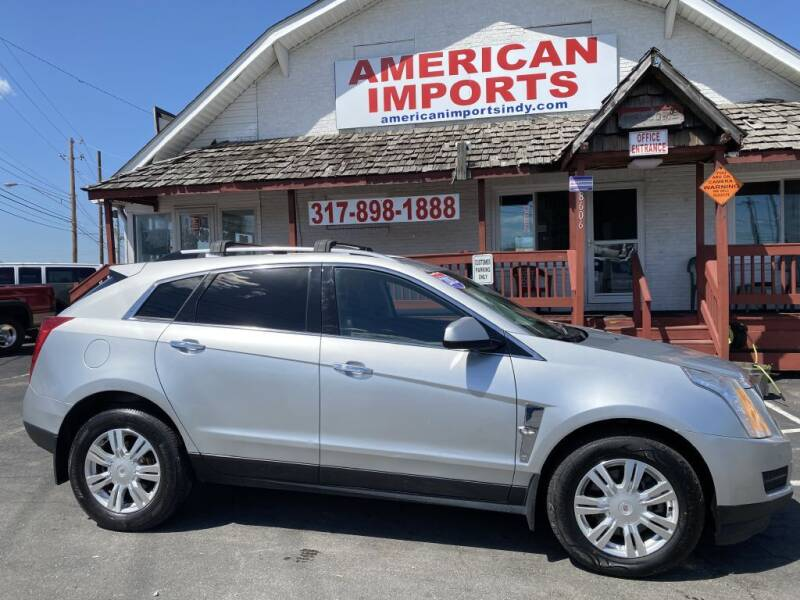 2012 Cadillac SRX for sale at American Imports INC in Indianapolis IN