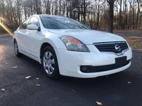 2007 Nissan Altima for sale at Bowie Motor Co in Bowie MD