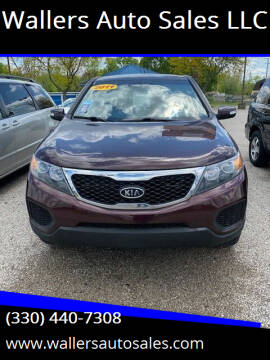 2011 Kia Sorento for sale at Wallers Auto Sales LLC in Dover OH