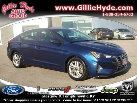 2019 Hyundai Elantra for sale at Gillie Hyde Auto Group in Glasgow KY