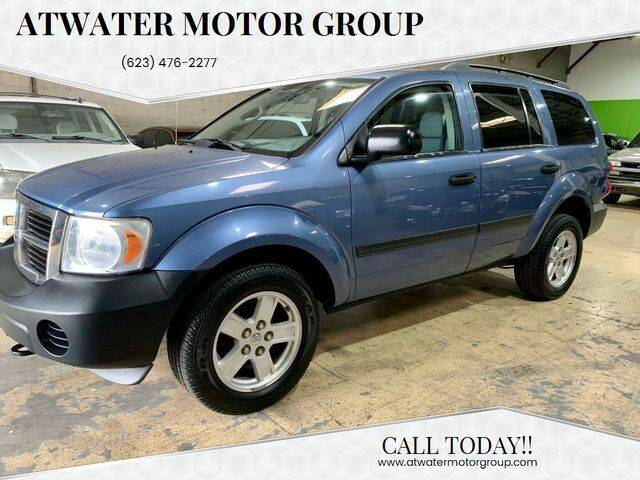2008 Dodge Durango for sale at Atwater Motor Group in Phoenix AZ