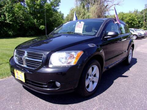 2011 Dodge Caliber for sale at American Auto Sales in Forest Lake MN