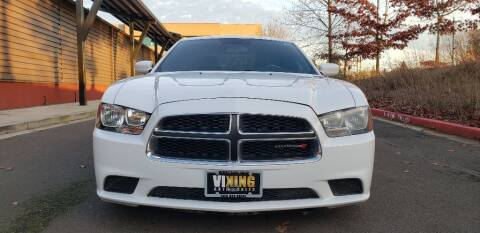2013 Dodge Charger for sale at VIking Auto Sales LLC in Salem OR