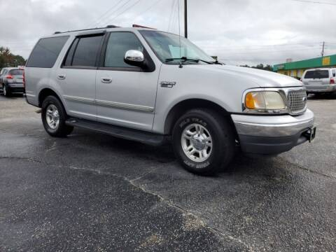 1999 Ford Expedition for sale at Ron's Used Cars in Sumter SC