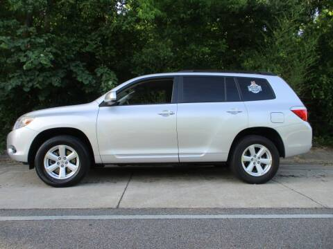 2010 Toyota Highlander for sale at A & P Automotive in Montgomery AL