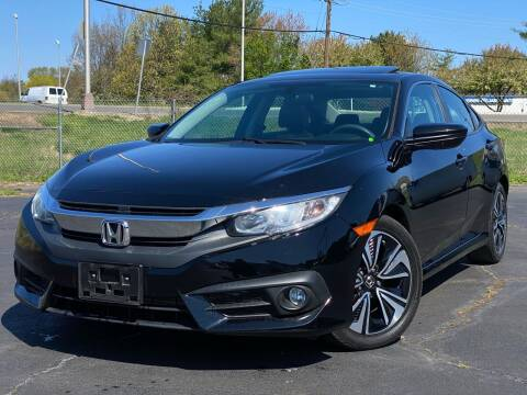 2016 Honda Civic for sale at MAGIC AUTO SALES in Little Ferry NJ
