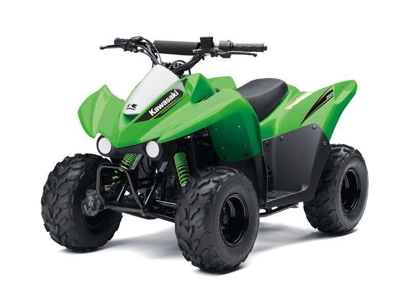 2021 Kawasaki KSF50 for sale at Honda West in Dickinson ND