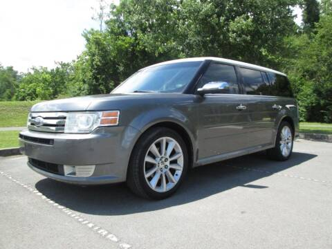 2010 Ford Flex for sale at Unique Auto Brokers in Kingsport TN