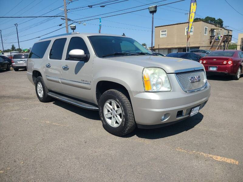 2007 GMC Yukon XL for sale at Universal Auto Inc in Salem OR