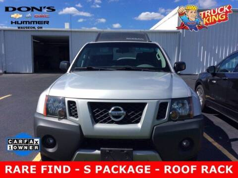 2013 Nissan Xterra for sale at DON'S CHEVY, BUICK-GMC & CADILLAC in Wauseon OH