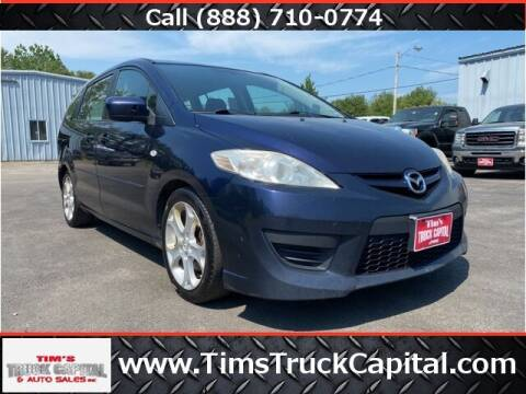 2009 Mazda MAZDA5 for sale at TTC AUTO OUTLET/TIM'S TRUCK CAPITAL & AUTO SALES INC ANNEX in Epsom NH