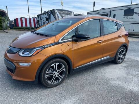 2017 Chevrolet Bolt EV for sale at Modern Automotive in Boiling Springs SC