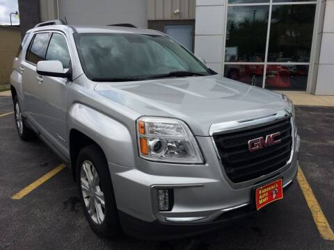 2017 GMC Terrain for sale at RABIDEAU'S AUTO MART in Green Bay WI