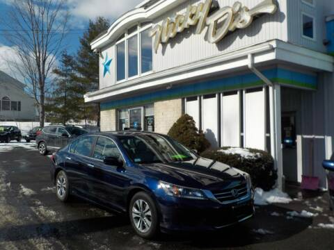 2014 Honda Accord for sale at Nicky D's in Easthampton MA