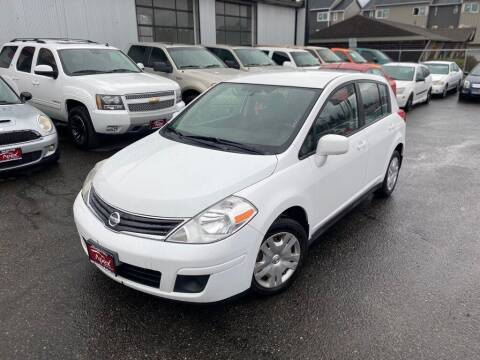 2011 Nissan Versa for sale at Apex Motors Parkland in Tacoma WA