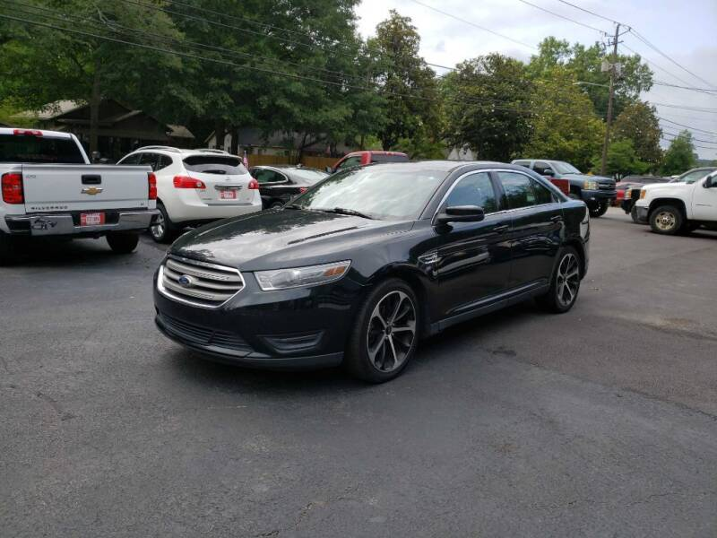 2014 Ford Taurus for sale at Curtis Lewis Motor Co in Rockmart GA