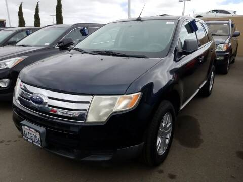 2010 Ford Edge for sale at MCHENRY AUTO SALES in Modesto CA