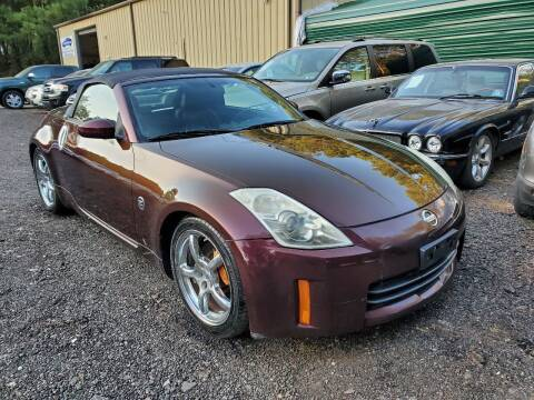 2006 Nissan 350Z for sale at GA Auto IMPORTS  LLC in Buford GA