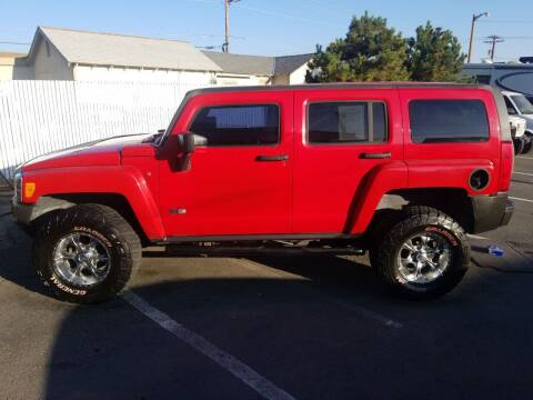 2008 HUMMER H3 for sale at Freds Auto Sales LLC in Carson City NV