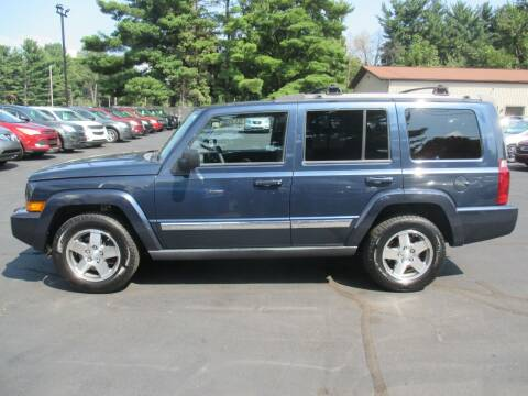 2010 Jeep Commander for sale at Home Street Auto Sales in Mishawaka IN