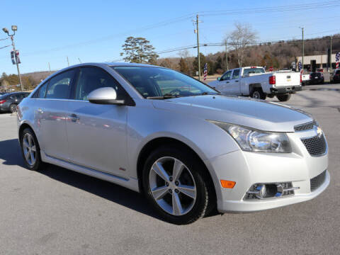 2014 Chevrolet Cruze for sale at Viles Automotive in Knoxville TN