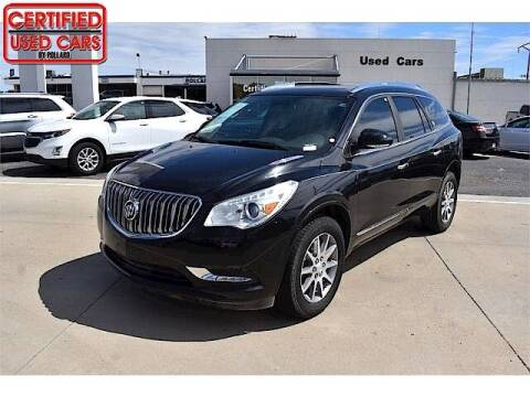 2017 Buick Enclave for sale at South Plains Autoplex by RANDY BUCHANAN in Lubbock TX