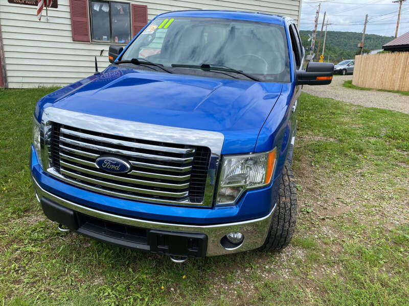 2011 Ford F-150 for sale at Richard C Peck Auto Sales in Wellsville NY