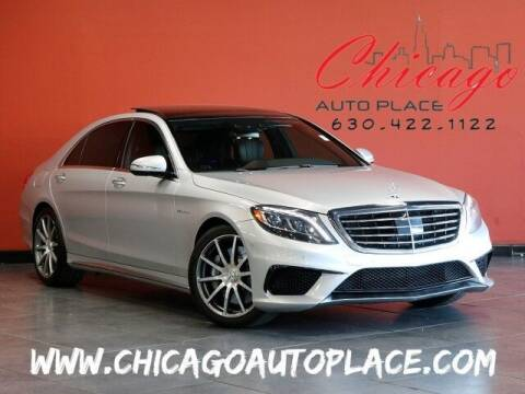 2014 Mercedes-Benz S-Class for sale at Chicago Auto Place in Bensenville IL