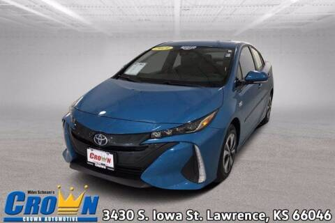 2019 Toyota Prius Prime for sale at Crown Automotive of Lawrence Kansas in Lawrence KS