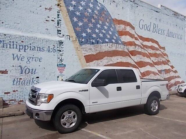 2013 Ford F-150 for sale at LARRY'S CLASSICS in Skiatook OK