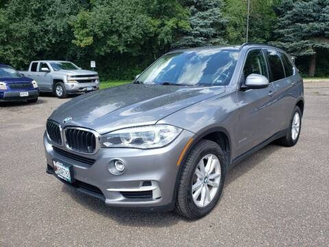 2014 BMW X5 for sale at Fleet Automotive LLC in Maplewood MN
