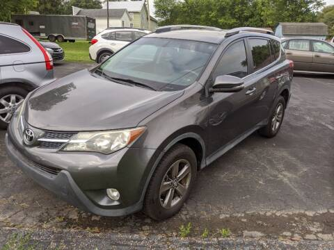 2015 Toyota RAV4 for sale at Kidron Kars INC in Orrville OH