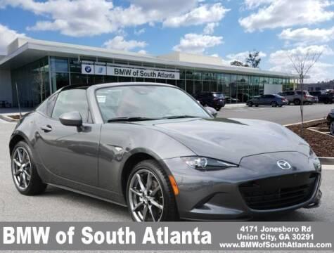 2020 Mazda MX-5 Miata RF for sale at Carol Benner @ BMW of South Atlanta in Union City GA