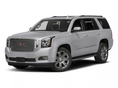 2017 GMC Yukon for sale at STG Auto Group in Montclair CA