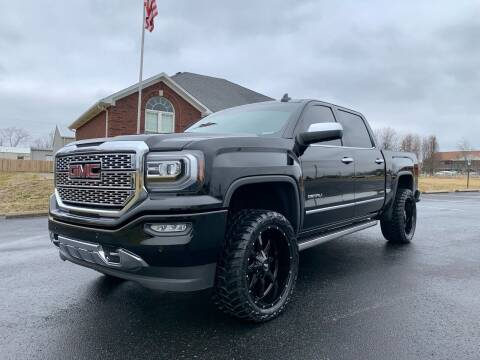 2016 GMC Sierra 1500 for sale at HillView Motors in Shepherdsville KY