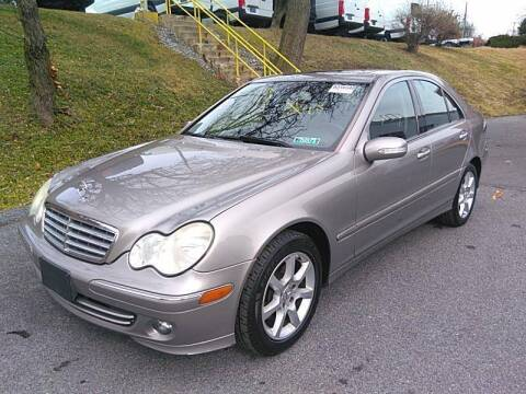 2007 Mercedes-Benz C-Class for sale at Penn American Motors LLC in Emmaus PA