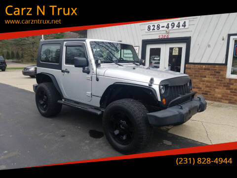 2007 Jeep Wrangler for sale at Carz N Trux in Twin Lake MI