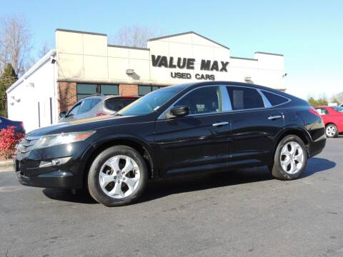 2012 Honda Crosstour for sale at ValueMax Used Cars in Greenville NC