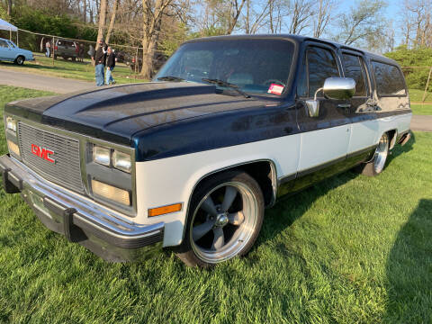 1991 GMC Suburban for sale at SODA MOTORS AUTO SALES LLC in Newport RI
