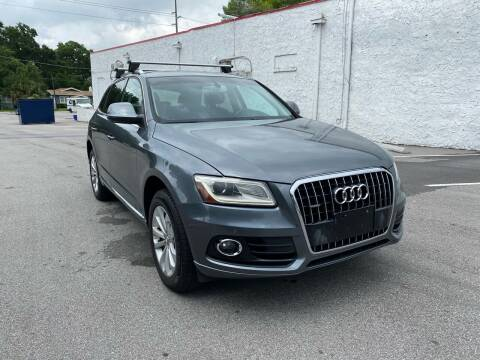 2014 Audi Q5 for sale at LUXURY AUTO MALL in Tampa FL