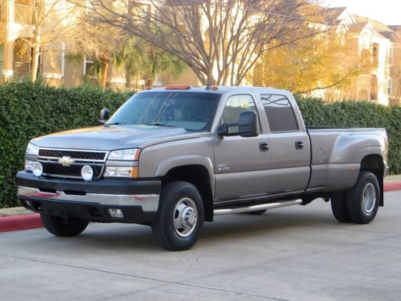 2006 Chevrolet Silverado 3500 for sale at RBP Automotive Inc. in Houston TX