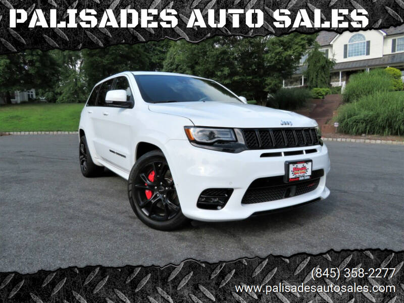 2017 Jeep Grand Cherokee for sale at PALISADES AUTO SALES in Nyack NY