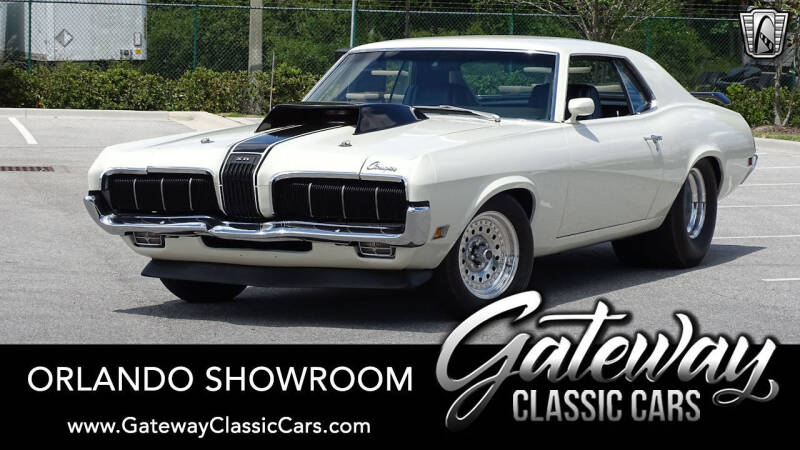 1970 Mercury Cougar for sale in Lake Mary, FL