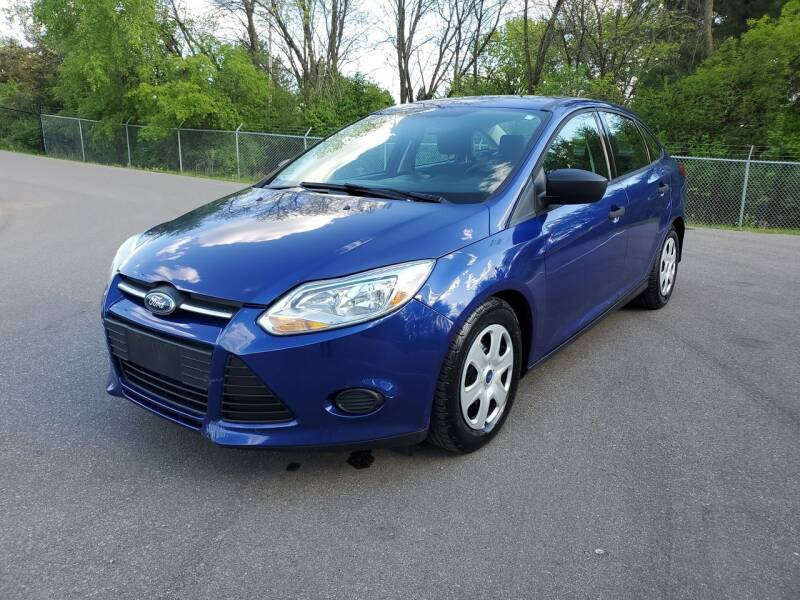 2012 Ford Focus for sale at Ace Auto in Jordan MN